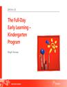 The Kindergarten Program, 2006