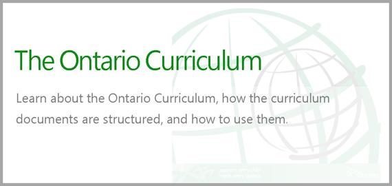 Curriculum Home